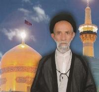 سید غلامرضا ایزدگشب بزرگ سادات من یزوری